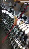 indicatore luminoso di via 12W, batteria di litio, casa o esterno solare Using la lampada solare, indicatore luminoso esterno del giardino