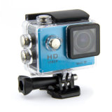Fabrik Directly Supply Full HD 1080P/720p 12 Mega Pixel Sport Camera Sj4000 mit 30m Waterproof und WiFi