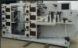 A máquina de impressão de Flexo com cortar/laminação/desaparece/o corte de /Cold que carimba a função