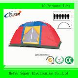 10人(220*400*180) mm Door Tent