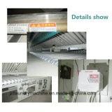 Carpeta comercial Toalla / chapa / máquina de lavandería automática de carpetas para la venta, máquinas de metal plegables en Venta