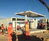 Chambre de conteneur pour le projet à la maison résidentiel au Chili