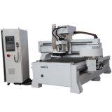Маршрутизатора шпинделя изменения CNC машина автоматического деревянного деревянная работая