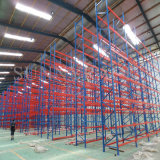 Racking industrial resistente da pálete do armazenamento do armazém