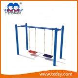 Spielplatz-lustiges Kind-Doppelsitz-Kind-Schwingen-Set