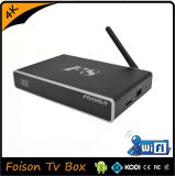 Caja androide del aluminio Amlogics812 Xbmc de la FAVORABLE base original TV del patio