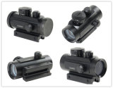 1X30 tático R&G With10mm-20mm Weaver Mount DOT Sight Scope