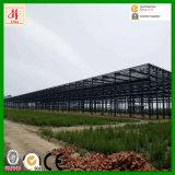 Estructura de acero prefabricada modificada para requisitos particulares del bajo costo para el taller