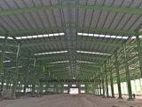 Frame de aço Prefab de construção de aço para a oficina livre de poeira da planta