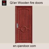MDFの外部の木の機密保護のドア