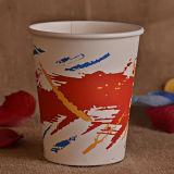 8oz emportent la tasse de café