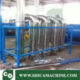 Machine de production en plastique d'écrasement, de lavage et de séchage d'animal familier de LDPE pp de HDPE