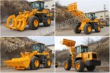 Starkes Multi-Function Wheel Loader (HQ940) mit Timber Brab