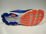 濃紺のゴム製履物の弾力性のある動揺靴