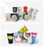 Grande macchina di fabbricazione della tazza di carta del caffè di qualità (ZBJ-X12)