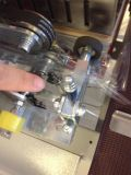 반 자동 L 유형 공기 강요 물개 기계와 열 수축 기계