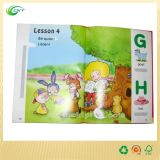Изготовленный на заказ книга детей печатание с ядровыми изображениями (CKT-BK-297)