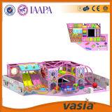 Vasia atraiu o campo de jogos interno comercial do tema dos doces (VS1-160406-242A-32)