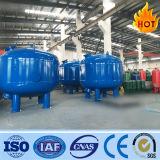 Filtro de arena industrial del sistema de la filtración del agua de Mmf del filtro de arena