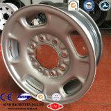 Сверхмощная оправа колеса приемистости/тележки стальная