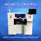 Machine de transfert à grande vitesse avec la fonction d'identification