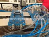 Wand-Strangpresßling DER WPC/Belüftung-Fenster-Profil-Decken-(Extruder) und Produktions-Maschine