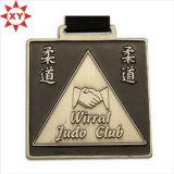 Médailles universelles à nervures d'émail bon marché en gros