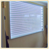 Rectángulo ligero con estilo de la tela LED de A1 Frameless
