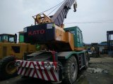 Grue utilisée Kato 25ton, grue utilisée de terrain accidenté de Kato