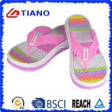 Casual variopinto Summer Outdoor Beach Slipper per Lady (TNK20043-1)