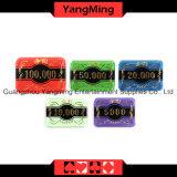 Высокосортный набор микросхем 760PCS покера кроны (YM-TZCP0017)