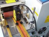 Heiße Messer-Leder-Material-Riemen-Ausschnitt-Maschine