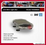 De ovale LEIDENE Mini Lichte Staaf van de Waarschuwing (TBD8980A)