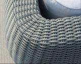 Алюминиевый круглый ротанга Диван Сад Открытый Мебель для Рождеством