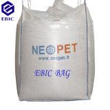 Grand sac imprimé de FIBC avec 4 boucles faisantes le coin