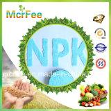 La alta calidad de la fábrica 100% soluble en agua Compuesto de fertilizantes NPK 20-20-20 fertilizante