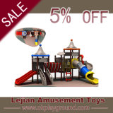 Équipement de base heureux multifonctionnel combiné d'amusement pour les enfants (X1513-10)