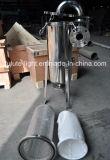 De sanitaire Huisvesting van de Filter van de Zak van het Roestvrij staal