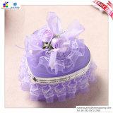 Lace en plastique Jewelry Box et Creative Wedding Candy Box