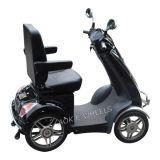 Untauglicher elektrischer vierradangetriebenroller, Mobilitäts-Roller für ältere Leute