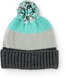 2016 جديدة 100% أكريليك [هيغقوليتي] عالة شتاء يحبك [بني] قبعة
