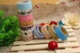 Fita de papel japonesa de fita de máscara de Washi da cópia colorida