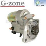 Мотор стартера для мотора Denso 128000-7300 Yanmar 12V 2kw 15t