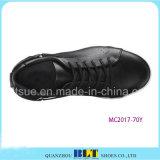 Neues Art-Entwurfs-Leder-wasserdichte Schuhe