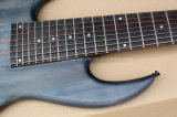 Musique de Hanhai/guitare basse électrique noire mate de la main gauche 8-String (GUITARES métisses)