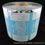 Напечатанные пластмассой пакуя материалы пленки для еды и конфеты