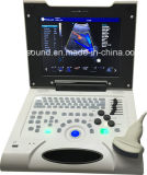 Das Cheapest Laptop Veterinary Ultrasound Scanner Color Doppler Ew-C8V mit Convex Probe C3r50 für Abdominal und Reproduction