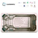 Piscina gonfiabile portatile dell'interno calda di vendita 4.3m