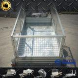 Aanhangwagen van het Landbouwbedrijf van de Plicht van de caravan de Lichte met Open Facultatief Type