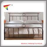 Превосходная кровать качества 4ft6 просто двойная (HF036)